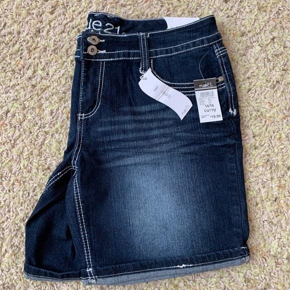 Rue21 Pants - Jean Shorts